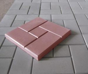 тротуарная плитка квадрат купить в Харькове